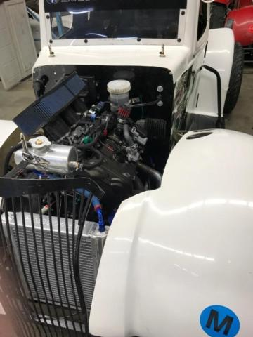 USLCI Legends Car FZ09 Engine Package-First Impression: Op