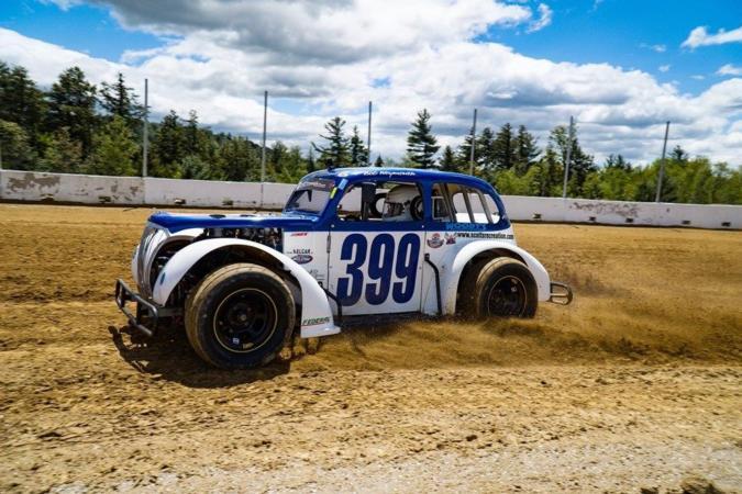 USLCI Driver, Bob Weymouth