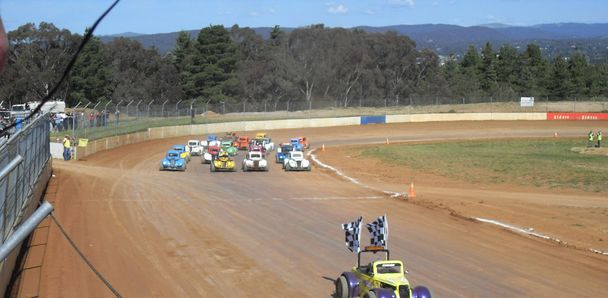 Aussie Race