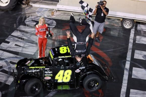 Hemric Wins Pro Division Title at Jack in the Box Summer Shootout