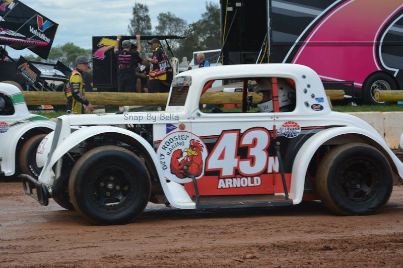 Feature Friday: Aussie Dirt Drivers Make a U S  Appearance at Dirt