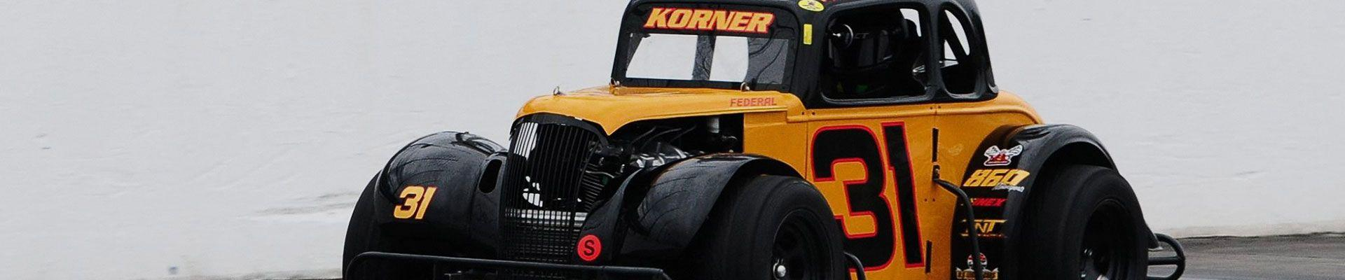 Legend Car Header