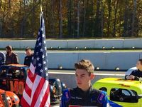 Teddy Hodgdon, Road Course World Finals, Dominion Raceway