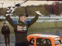 Teddy Hodgdon,Asphalt Nationals, Waterford Speedbowl
