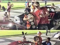 Bryson Ruff, Charlotte Motor Speedway, Bojangles' Summer ShootOut