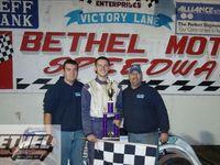 Allan Pedersen, CheckerWon Motorsports, Bethel Motor Speedway
