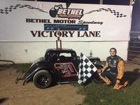 James Hoffman, Bethel Motor Speedway