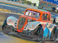 Johnny Dressler, Las Vegas Motor Speedway