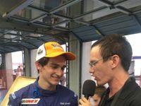 Matt Emory, Feature Win. Charlotte Motor Speedway