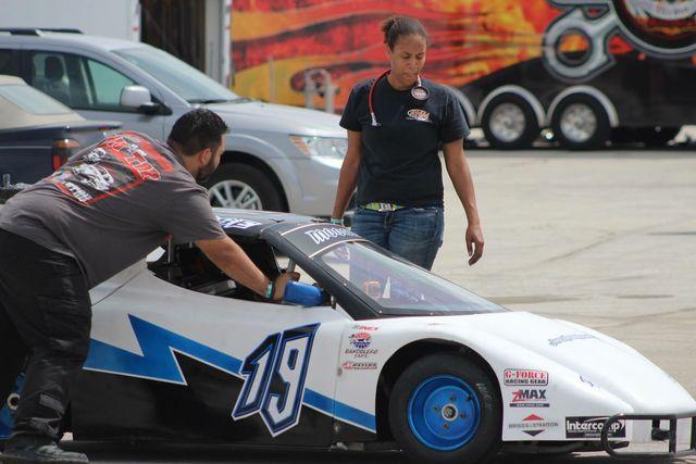 Legend Car Racing Atlanta Motor Speedway
