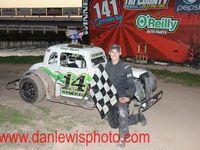 Devyn Stocker Semi Pro winner 2016 Dirt Nationals