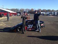 Cole Bruce, Road Course World Finals, Dominion Raceway