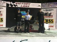 Garrett Lowe, Concord Speedway