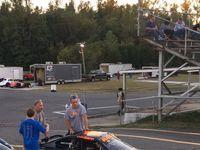 Landon Rapp, Concord Speedway