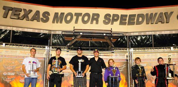 Pictured left to right:  Jason Irwin 3rd, Baiden Heskett 2nd, Michael Dabney, Jr. 1st , Mark Smith, Owner Fort Worth Indian Motorcycles,Kamera McDonald 1st, Kaden Honeycutt 2nd, Dalton Arnold 3rd